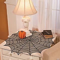 Round Spider Web Tabletopper