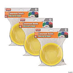Roylco® Classroom Bowls, 18 count