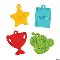 Rubber Award Charms