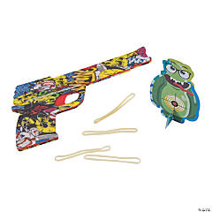 Rubber Band Shooter Sets