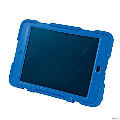 Rubber Blue Tough iPad® Mini Cases with Kickstand