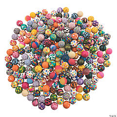 Rubber Bouncing Ball Assortment - 31mm