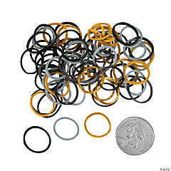 Rubber Camouflage Fun Loops Assortment Refill