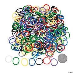 Rubber Colors Of Faith Fun Loops Assortment Refill