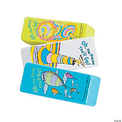 "Rubber Dr. Seuss™ ""Oh, the Places You'll Go!"" Beveled Erasers"