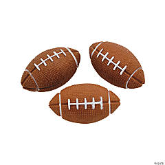 Rubber Football Bouncy Balls