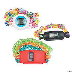 Rubber Fun Loop Watch Craft Kit