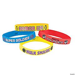 Rubber Marvel Avengers™ Bracelets