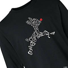 Rudolph® Adult's T-Shirt - 2XL