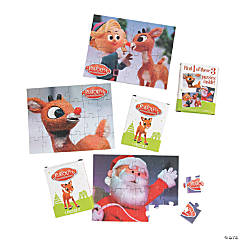 Rudolph® Jigsaw Puzzles