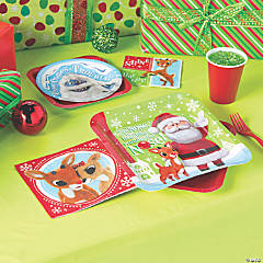 Rudolph the Red-Nosed Reindeer® Party Supplies
