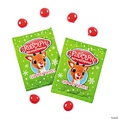 Rudolph the Red-Nosed Reindeer<sup>®</sup> Gummy Noses Fun Packs - 24 Pc.