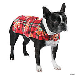 Rudolph the Red-Nosed Reindeer® Dog Costume - Small