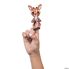 Rudolph the Red-Nosed Reindeer® Finger Toy