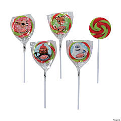 Rudolph the Red-Nosed Reindeer® Lollipops