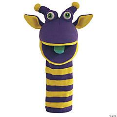 Rupert Knitted Puppet