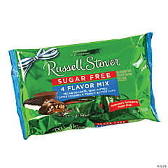 Russell Stover Sugar-Free 4-Flavor Mix, 10 oz, 2 Pack