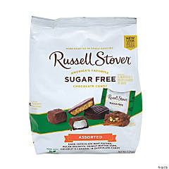 Russell Stover Sugar Free Chocolates 5 Flavor Mix, 17.75 oz