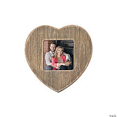 Rustic Heart Picture Frames