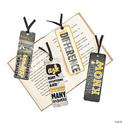 Rustic Laminated Bookmarks