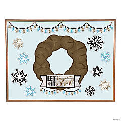 Rustic Seasonal Bulletin Board Cutouts