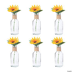 Rustic Sunflower Centerpiece Kit