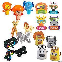 Safari Adventure Boredom Buster Kit