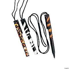 Safari Pens on A Rope