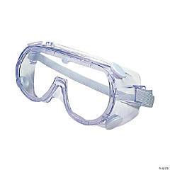 Safety Goggles - Set of 6