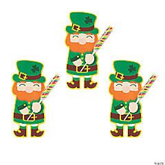 Saint Patrick's Day Leprechaun Cards with Swirl Pop