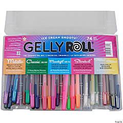 Sakura Gelly Roll Pens Gift Set 74/Pkg