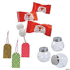 Santa Buttermint Gift Set for 24