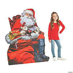 Santa Claus Stand-Up