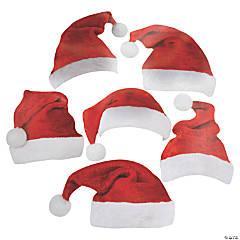 Santa Hat Cutouts