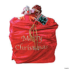 Santa Sack Drawstring Bag