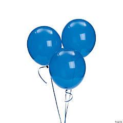 Sapphire Blue Latex Balloons