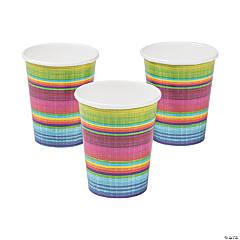 Sarape Fiesta Cups