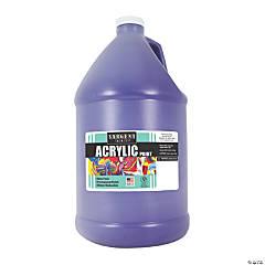 Sargent Art® Acrylic Paint, Violet, 64 oz Bottle (Half Gallon)