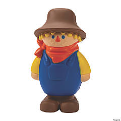 Scarecrow Slow-Rising Squishies
