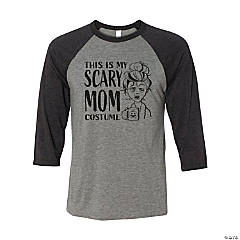 Scary Mom Costume Adult's T-Shirt - 2XL