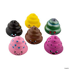 Scented Cute Poop Slow-Rising Squishies