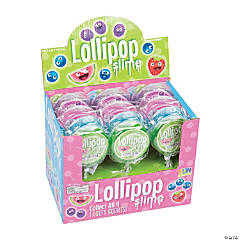 Scented Lollipop Putty