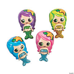 Scented Mermaid Slow-Rising Squishies