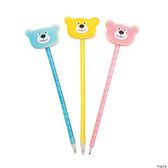 Scented Squishy Bear Pens