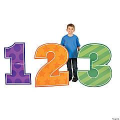 School Days 123 Stand-Ups