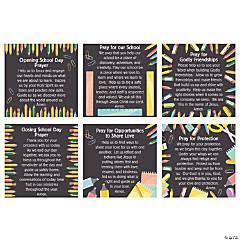 School Prayers Cutouts