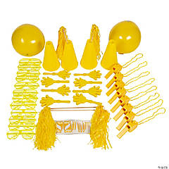 School Spirit Assortment - Yellow