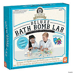 Science Academy: Deluxe Bath Bomb Lab