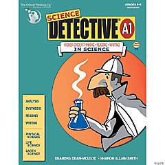 Science Detective Book - A1, Grade 5-6
