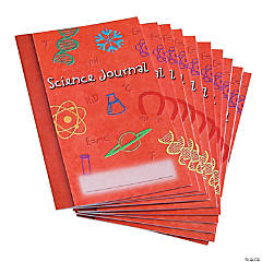 SCIENCE JOURNAL SET OF 10